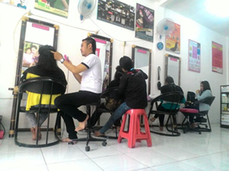 Franchise The LOOX SALON PROFESIONAL ~ Peluang Bisnis The LOOX SALON PROFESIONAL