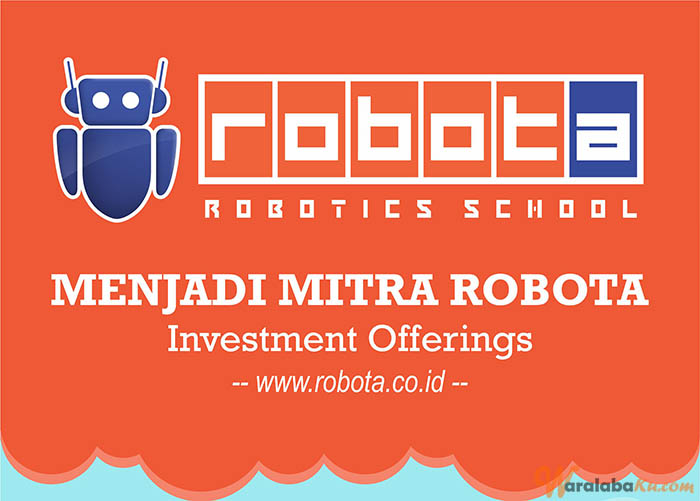 Franchise Pendidikan Robota