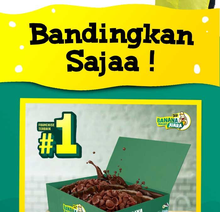 Franchise Banana Nugget Juara Peluang Bisnis Makanan Waralaba Ku
