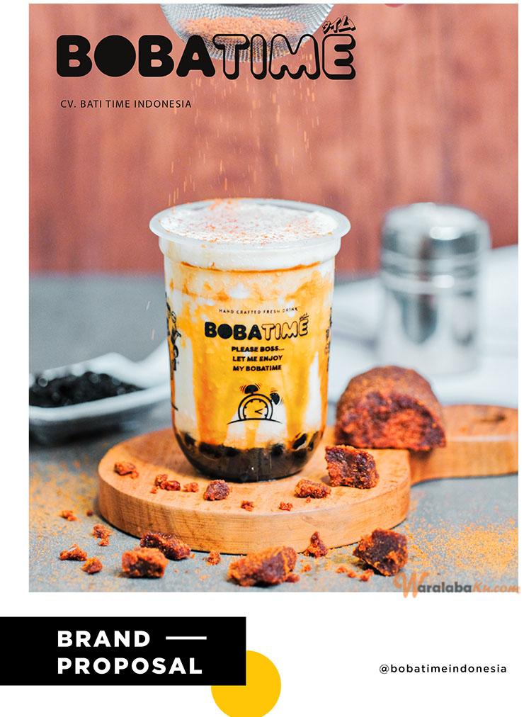 Franchise BOBATIME INDONESIA   Peluang Bisnis Minuman Boba ...