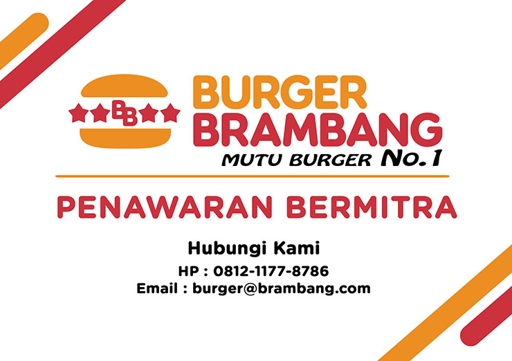 Franchise Burger Brambang Peluang Usaha Fast Food Burger Premium