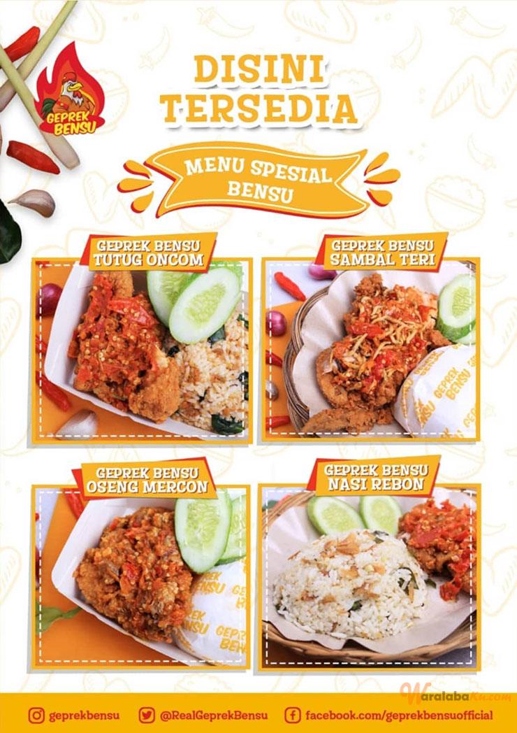 Franchise Ayam Geprek Bensu | Peluang Bisnis Resto Ayam ...