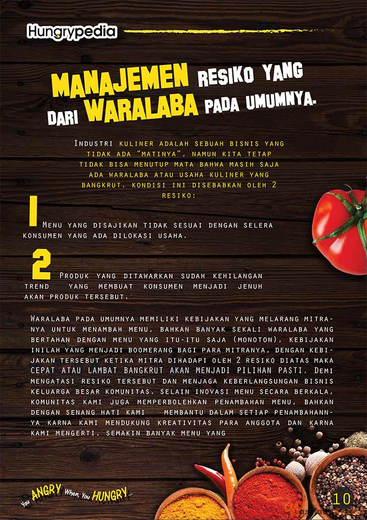 Franchise Hungrypedia | Peluang Bisnis Cafe & Resto ...