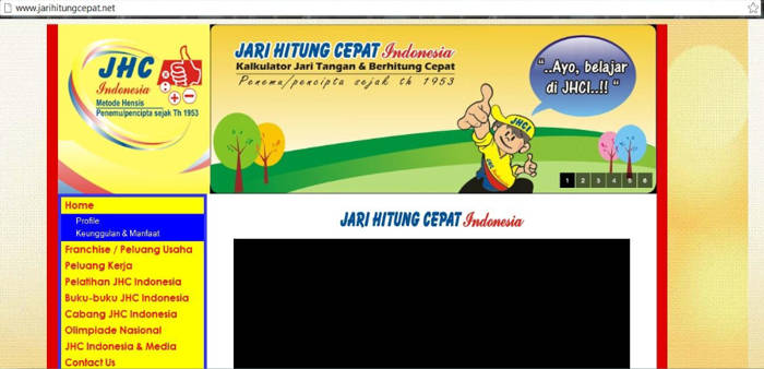 Franchise Peluang Usaha Jari Hitung Cepat Indonesia