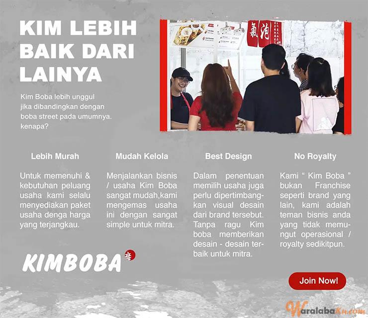Franchise Kim Boba   Peluang Bisnis Minuman Boba - Waralaba Ku