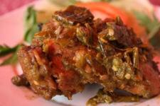 Ayam & Bebek Kremes Kriuuuk - Cabe Ijo