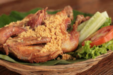 Ayam Kremes Kriuuuk - Ayam Kremes