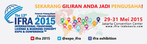 IFRA 2015 ~ International Franchise, License, & Business Concept Expo & Conference