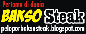 Logo Bakso Steak