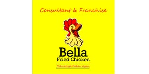 Logo Bella Fried Chicken