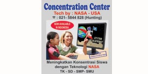 Logo Concentration Center