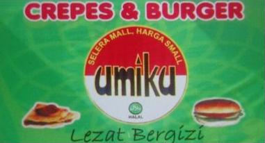 Logo Crepes & Burger Umiku