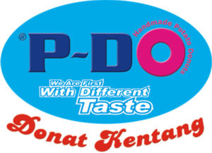 Logo Donat Kentang P-DO