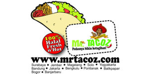 Logo Franchise Mr. Tacoz