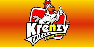 Logo Krenzy Chicken