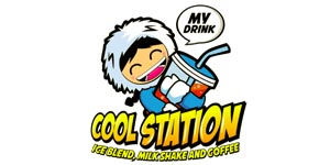 Logo COOL STATION