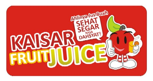 Logo Kaisar Fruit Juice