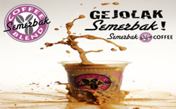 Logo Semerbak Coffee