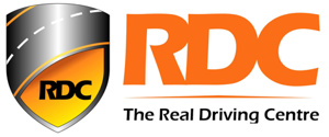Logo Kursus Mengemudi RDC - The Real Driving Centre
