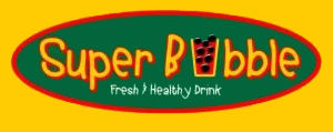 Logo Franchise Super Bubble