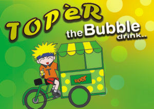 Logo Toper Bubble Drink
