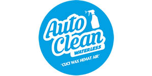 Logo AutoClean Waterless