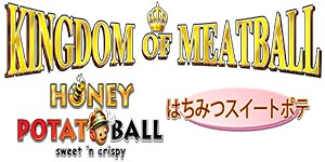 Logo Kingdom of Meatball - Honey Potato Ball / Bola Bola Obi Kopong