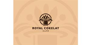 Logo Royal Cokelat