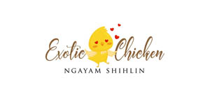 Logo Exotic Chicken