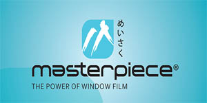 Logo Masterpiece Window Film