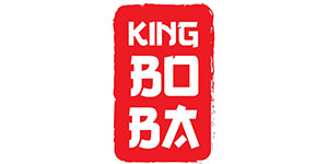 Logo King Boba