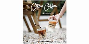 Logo Cetroo Coffee