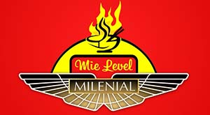Logo MIE LEVEL MILENIAL