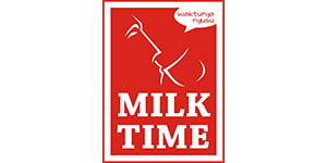 Logo MILK TIME