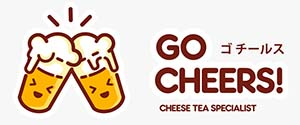 Logo Go Cheers Tea