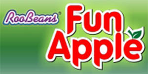 Logo Roobeans Fun Apple