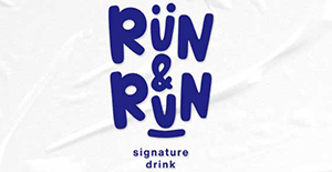 Logo Run n Run Signature