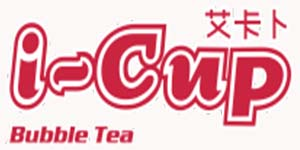 Logo i-Cup Bubble Tea
