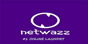 Logo Netwazz Laundry