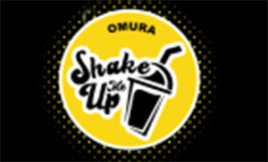 Logo OMURA SHAKE ME UP