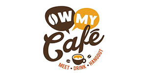 Logo Ow My Cafe
