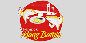 Logo Pempek Mang Bathin