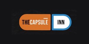 Logo The Capsule Inn