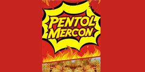 Logo Pentol Mercon The Legend