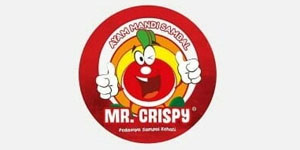 Logo Mr. Crispy