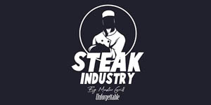 Logo Steak Industry