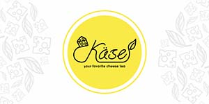 Logo Kase Cheese Tea