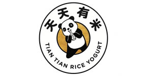Logo Tian Tian Rice Yogurt
