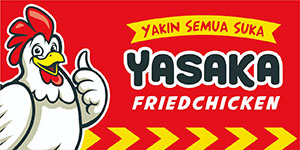 Logo YASAKA Fried Chicken