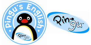 Logo PINGU'S ENGLISH